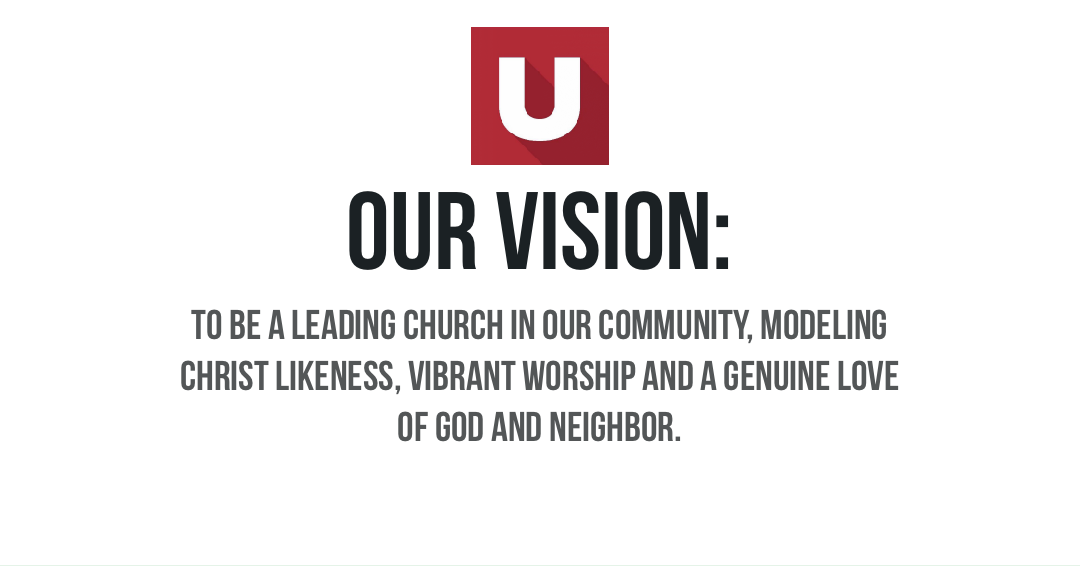 church in tiffin vision